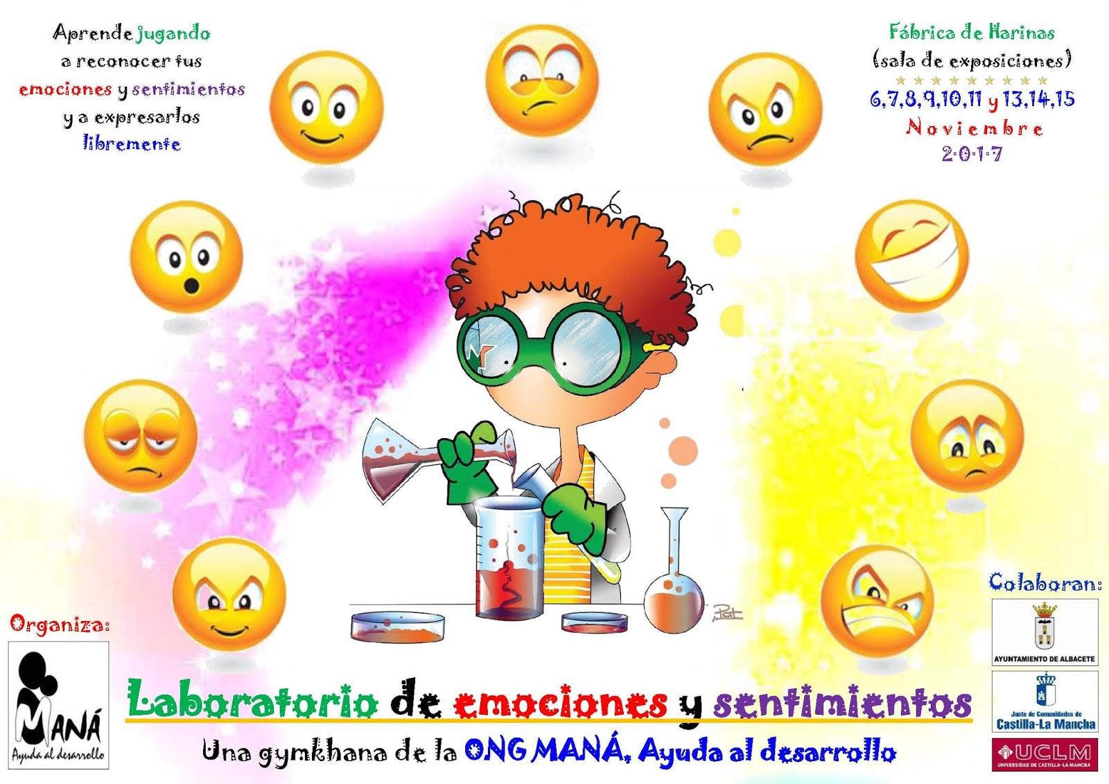 Laboratorio de emociones y sentimientos sanfulgencio